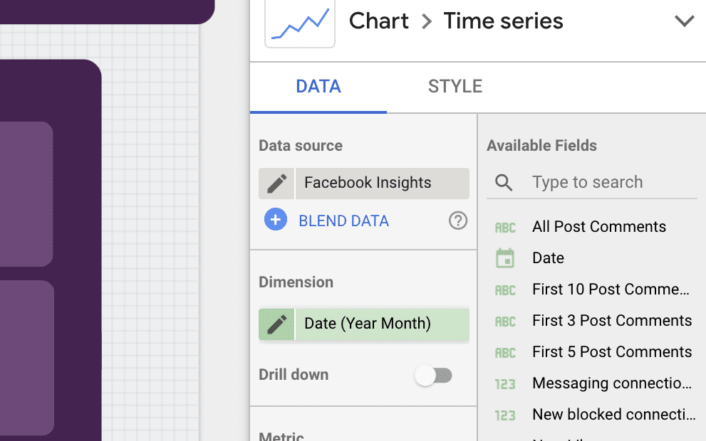 How to customize dates on Google Data Studio
