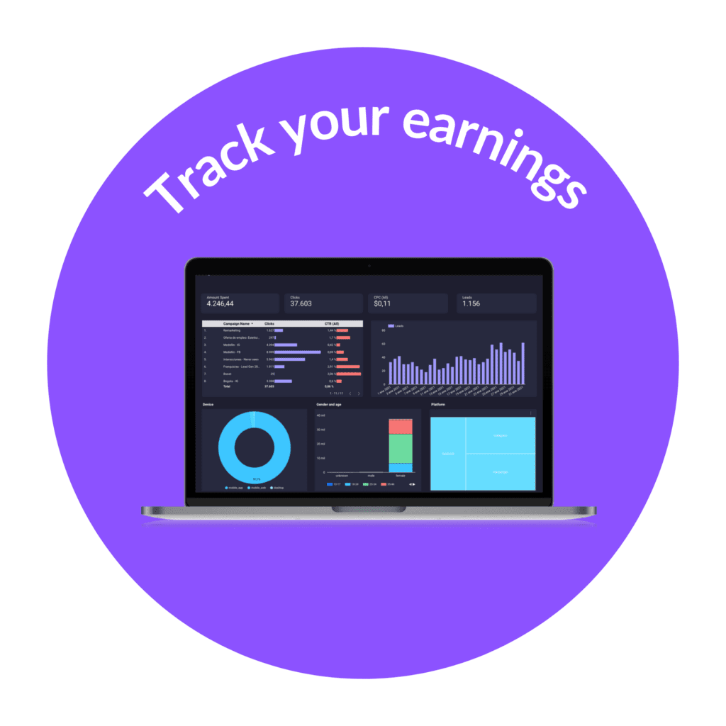 Track your results